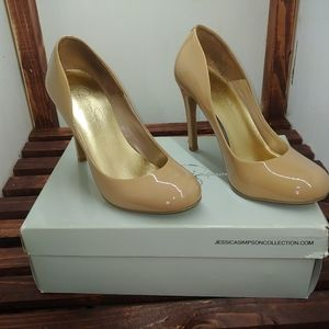 Jessica Simpson high heels size 7 gently used